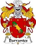 Barrantes Family Crest