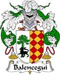 Balencegui Family Crest