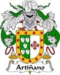Artinano Family Crest