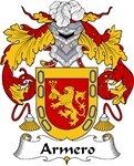 Armero Family Crest
