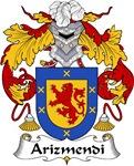 Arizmendi Family Crest