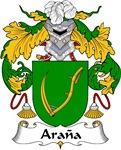 Arana Family Crest