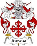 Anzano Family Crest