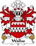 Wallas Family Crest