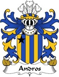 Andros Family Crest