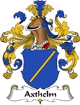 Axthelm Family Crest