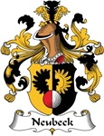 Neubeck Family Crest