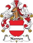 Nannen Family Crest