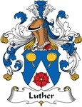 Luther Family Crest