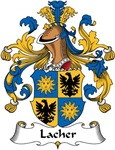 Lacher Family Crest