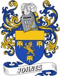 Johnes Coat of Arms