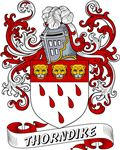 Thorndike Coat of Arms