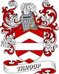 Throop Coat of Arms