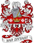 Van Sittart Coat of Arms