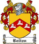 Bolton Family Crest
