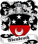 Abendroth Family Crest