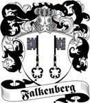 Falkenberg Family Crest