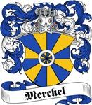 Merckel Family Crest