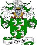 Gutierrez Family Crest / Gutierrez Coat of Arms