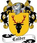 Calder Family Crest, Coat of Arms