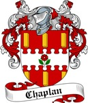 Chaplan Family Crest, Coat of Arms