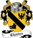 Charles Family Crest, Coat of Arms