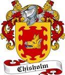 Chisholm Family Crest, Coat of Arms