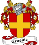Crosbie Family Crest, Coat of Arms