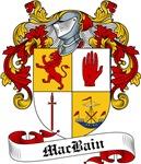 MacBain Family Crest, Coat of Arms