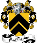 MacClellan Family Crest, Coat of Arms