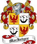 MacIntyre Family Crest, Coat of Arms