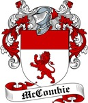 McCombie Family Crest, Coat of Arms