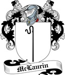 McLaurin Family Crest, Coat of Arms