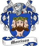 Morrison Family Crest, Coat of Arms