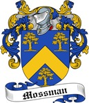Mossman Family Crest, Coat of Arms