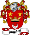 Mundell Family Crest, Coat of Arms