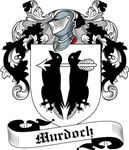 Murdoch Family Crest, Coat of Arms