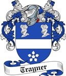 Trayner Family Crest, Coat of Arms