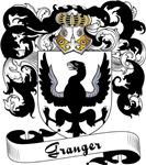 Granger Family Crest, Coat of Arms