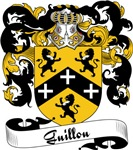 Guillou Family Crest, Coat of Arms