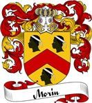 Morin Family Crest, Coat of Arms