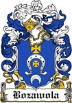 Bozawola Family Crest, Coat of Arms