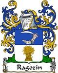 Ragozin Family Crest, Coat of Arms