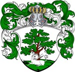 Boom Family Crest, Coat of Arms