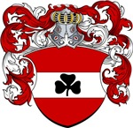 Grothe Family Crest, Coat of Arms