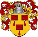 Pater Family Crest, Coat of Arms
