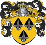 Ploeg Family Crest, Coat of Arms