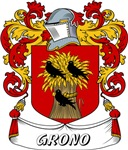 Grono Coat of Arms, Family Crest