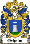 Oxholm Coat of Arms, Family Crest
