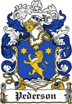 Pederson Coat of Arms, Family Crest